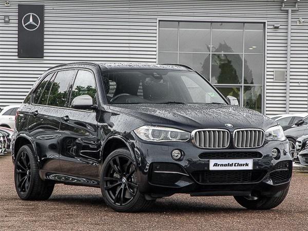 BMW X5 xDrive M50d 5dr Auto [7 Seat]
