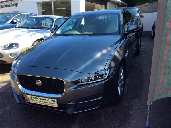 Jaguar XE 2.0d Portfolio 4dr Auto Eco