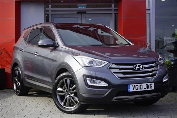 Hyundai Santa Fe 2.2 CRDi Premium SE 5dr [7 Seats] Estate