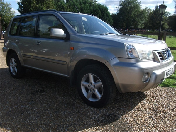 Nissan X-Trail Sve ONLY 83K!AUTOMATIC