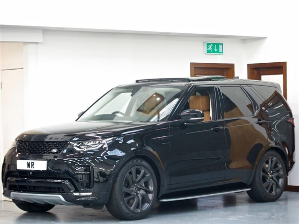 Land Rover Discovery 3.0 SD V6 HSE Luxury Auto 4WD (s/s) 5dr