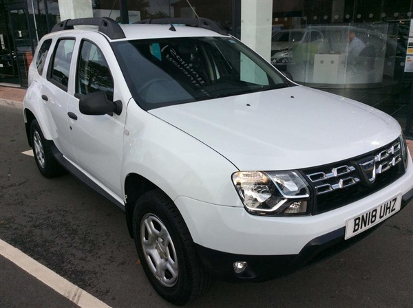Dacia Duster 1.6 SCe Air SUV 5dr Petrol (s/s) (115 ps)