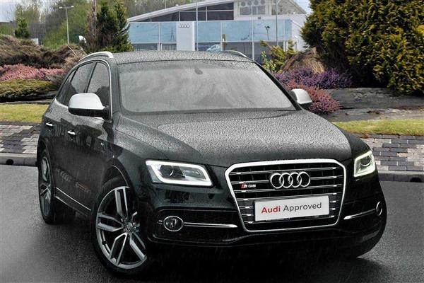 Audi Q5 3.0 TDI quattro 326 PS tiptronic