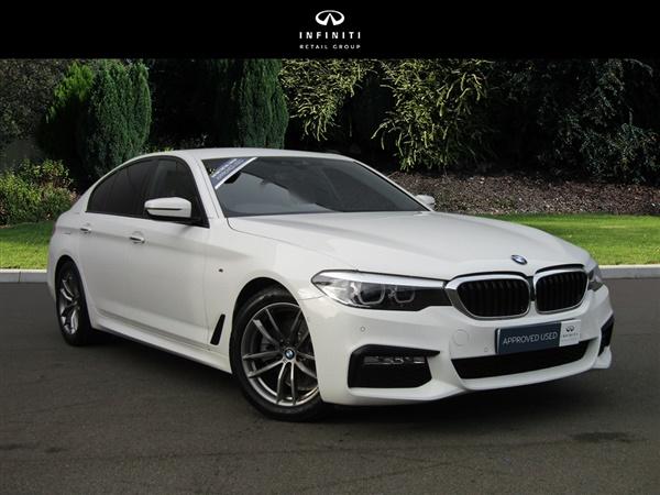 BMW 5 Series BMW 5 Series d M Sport Auto (s/s) 4dr