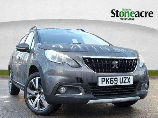 Peugeot  PureTech Allure Premium SUV 5dr Petrol EAT