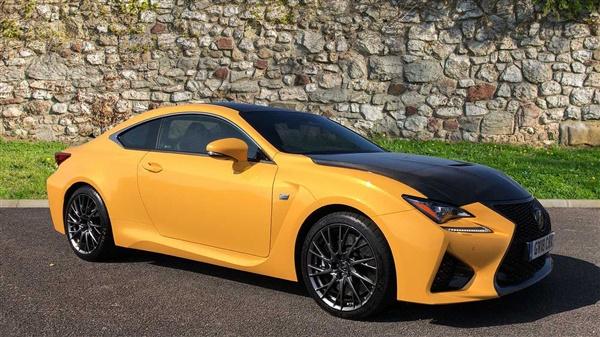 Lexus RC F ) Carbon 2dr Auto
