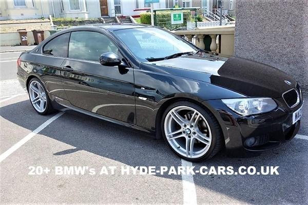 BMW 3 Series 320d M Sport 2dr Step Auto