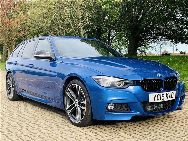 BMW 3 Series D M SPORT SHADOW EDITION TOURING AUTO