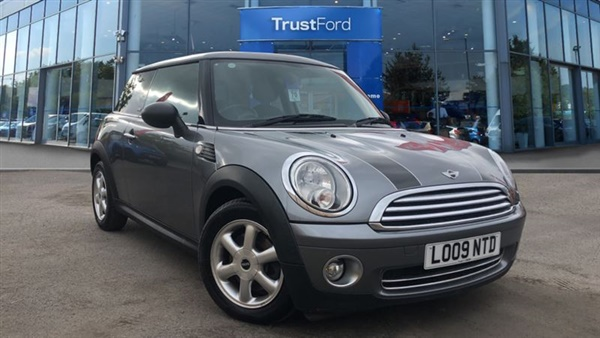 Mini Hatch 1.4 One Graphite With Push Button Start Manual