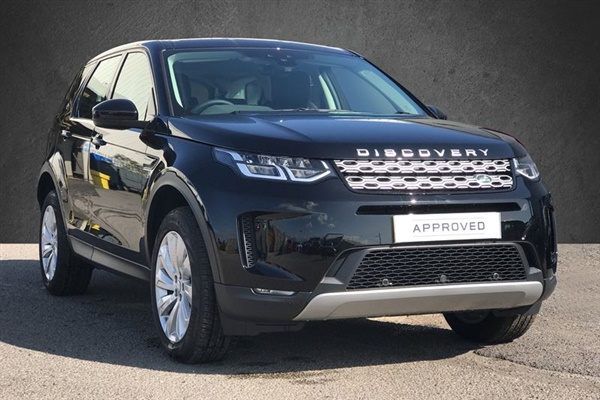 Land Rover Discovery Sport S Automatic
