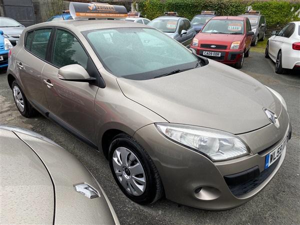 Renault Megane V Expression 5dr