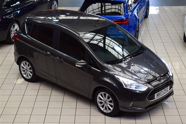 Ford B-MAX 1.0 T EcoBoost Titanium Navigator (s/s) 5dr