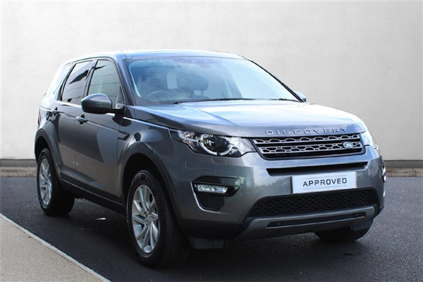 Land Rover Discovery Sport 2.0 TD SE Tech 5dr Auto