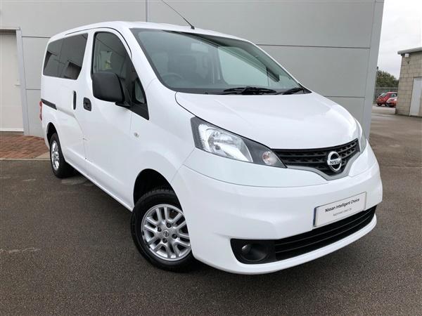 Nissan NV dci 90 Acenta 5dr [7 Seat]