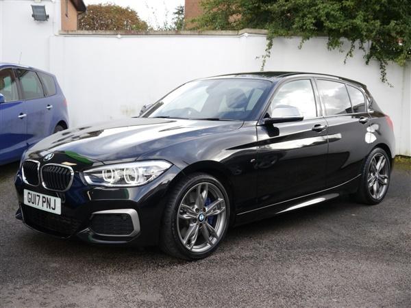 BMW 1 Series M140i 3.0 5dr [Nav] Step Auto  Miles