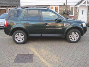 Land Rover Freelander TD4 XSe  Manual in Horsham  