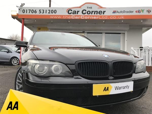 BMW 7 Series SPORT Auto