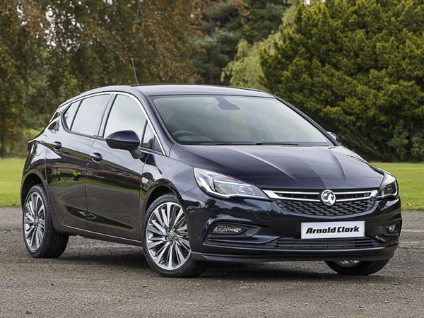 Vauxhall Astra 1.4T 16V 150 Griffin 5dr Auto [Start Stop]