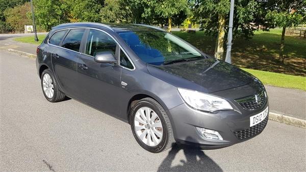 Vauxhall Astra 2.0 CDTi 16V SE [dr ONLY  MILES,