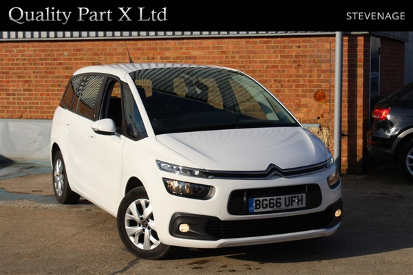 Citroen C4 Grand Picasso 1.6 BlueHDi Touch Edition (s/s) 5dr