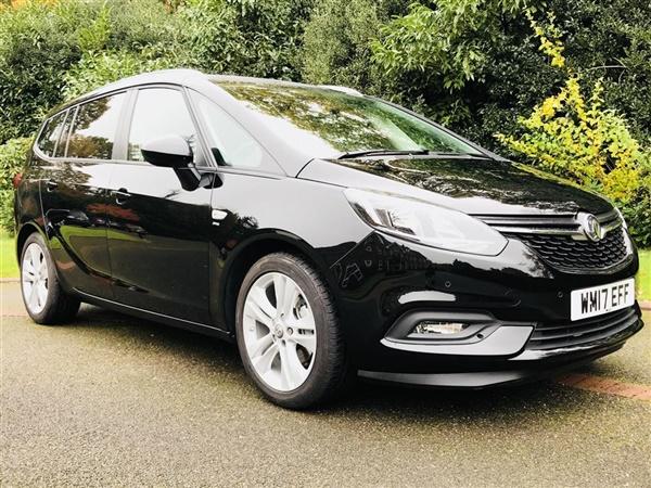 Vauxhall Zafira 1.4 I TURBO SRI TOURER AUTO 5DR AUTOMATIC