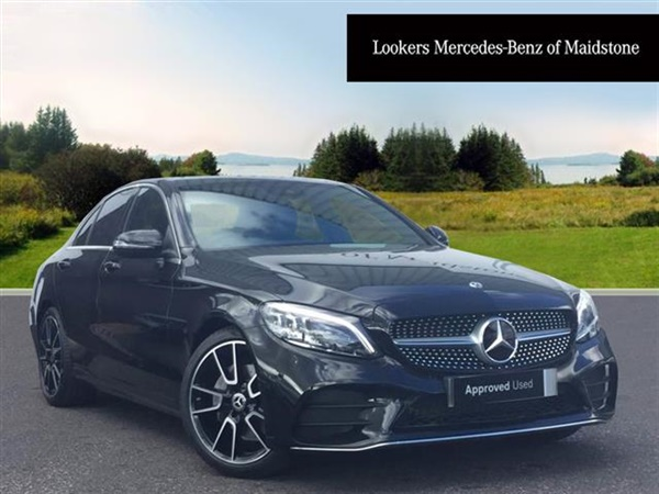 Mercedes-Benz C Class C200 Amg Line Edition 4Dr 9G-Tronic