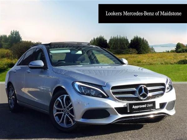 Mercedes-Benz C Class C220D Sport Premium 4Dr 9G-Tronic Auto