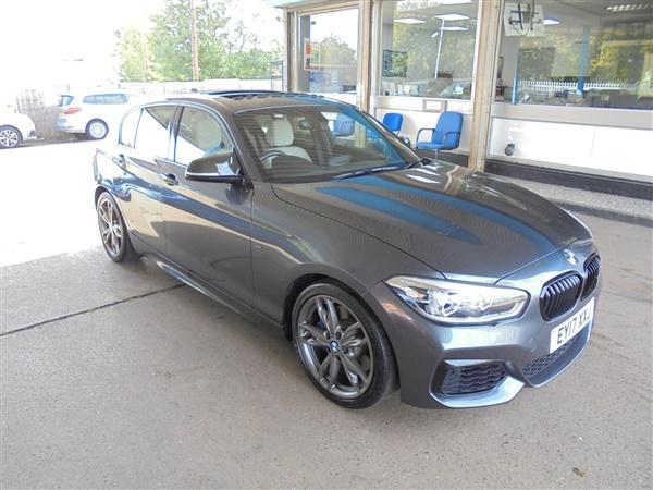 BMW 1 Series 3.0 M140i Auto (s/s) 5dr