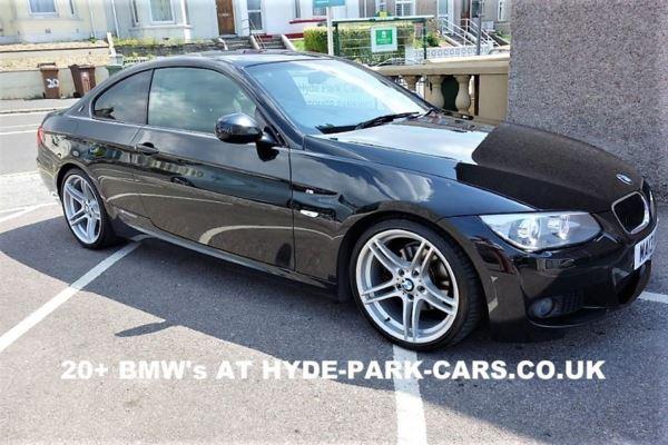 BMW 3 Series 320d M Sport 2dr Step Auto Coupe