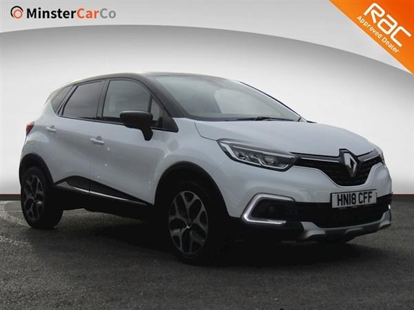 Renault Captur Captur Signature X Nav Dci Hatchback 1.5