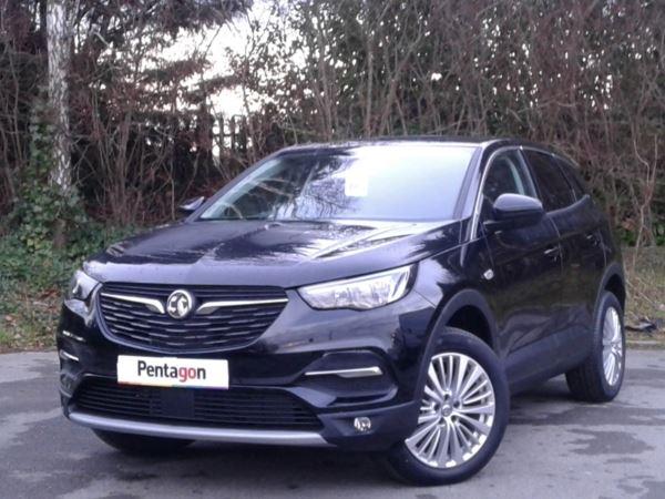 Vauxhall Grandland X V SPORT NAV 5DR 4x4