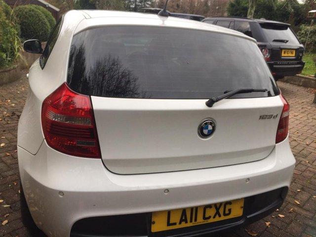 BMW 123D M SPORT HATCHBACK FSH