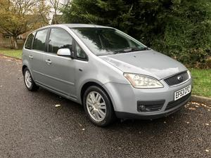 Ford Focus C-max   5 Seat MPV   Low Miles   11 Months Mot  