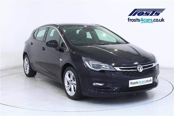 Vauxhall Astra 5dr 1.4i 150ps 16v Turbo SRi Nav &Sat Nav A/C