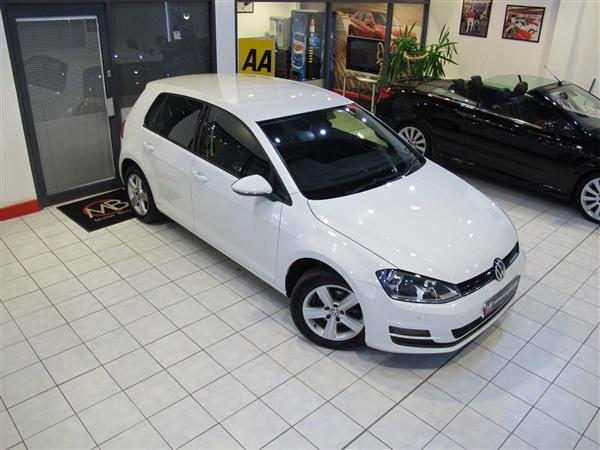 Volkswagen Golf 1.6 TDI 105 Match 5dr *BLUETOOTH**0% FINANCE