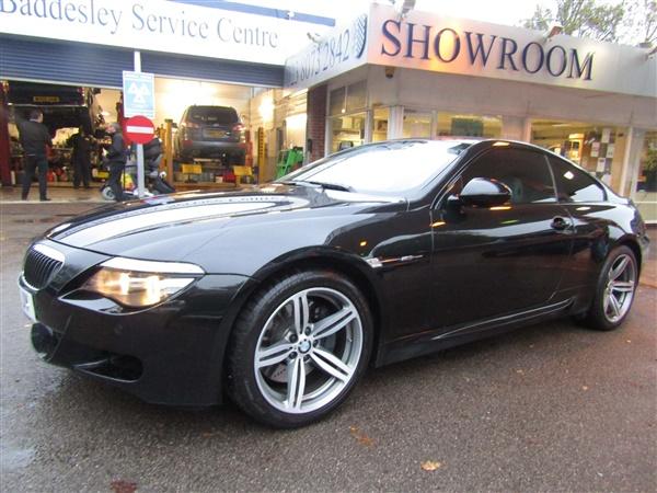 BMW M6 5.0 V10 SMG 2dr Auto
