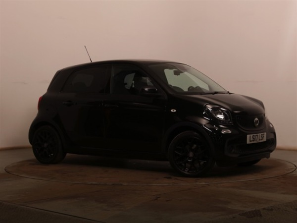 Smart Forfour 0.9 Turbo Black Edition 5dr Auto