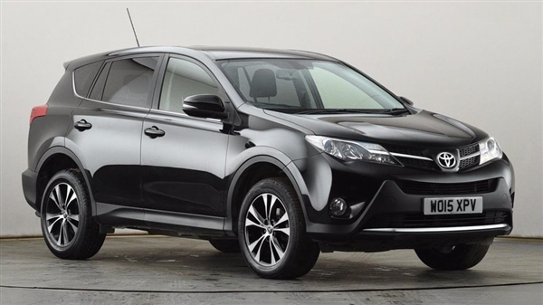 Toyota RAV 4 2.0 D-4D Icon 5dr 2WD