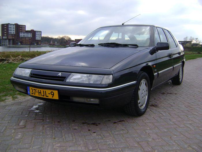 Citroën - XM 3.0 V6 ambiance -