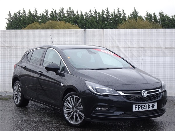 Vauxhall Astra V TURBO 150PS GRIFFIN 5DR AUTO START