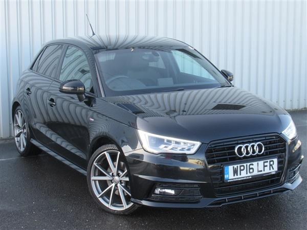 Audi A1 1.6 TDI Black Edition 5dr