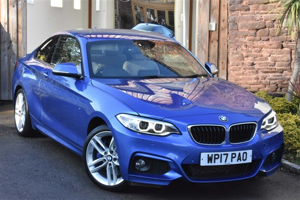 BMW 2 Series d M Sport Auto (s/s) 2dr