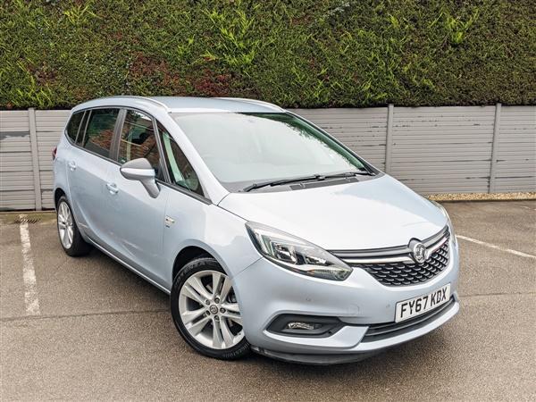 Vauxhall Zafira I TURBO SRi Nav, Auto, Heated
