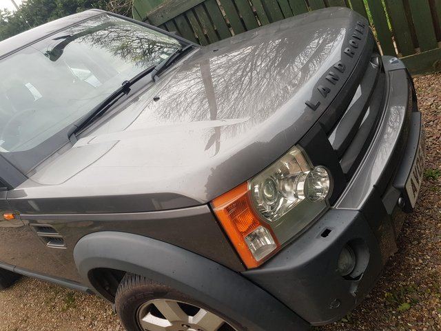 Landrover Discovery 3 for sale £ Ono (please read