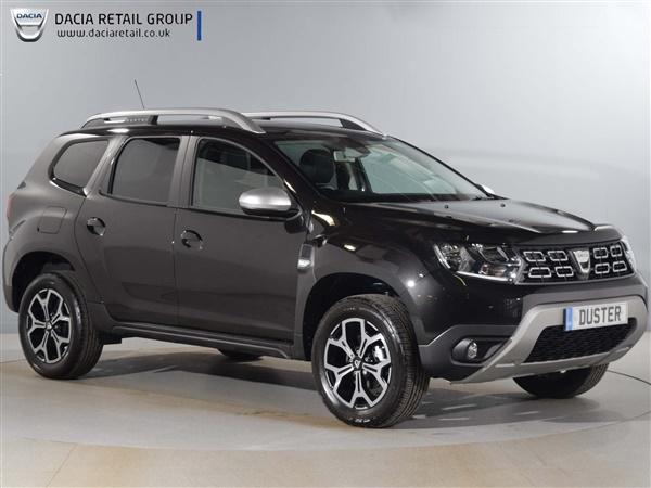 Dacia Duster 1.6 SCe Prestige SUV 5dr Petrol (s/s) (115 ps)