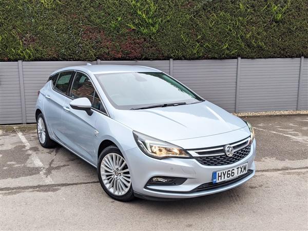 Vauxhall Astra i Turbo, Elite Nav, Front and