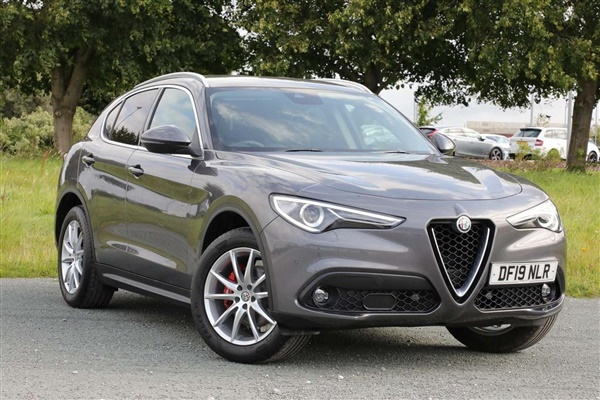 Alfa Romeo Stelvio SPECIALE TD AWD AUTO