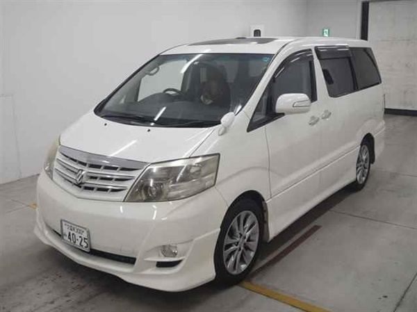 Toyota Alphard AS Platinum Selection 2.4 VVTi Automatic 8