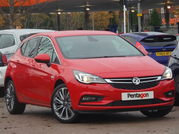 Vauxhall Astra V TURBO 150PS GRIFFIN 5DR
