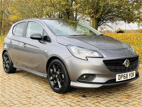 Vauxhall Corsa 1.4 I ECOTEC SRI VX LINE NAV BLACK HATCHBACK